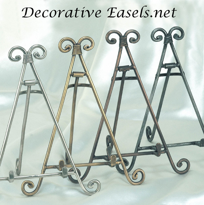 Decorative-easels